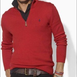 Polo Sweater Pullover
